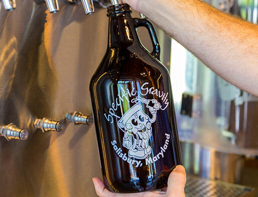 Growler Bar